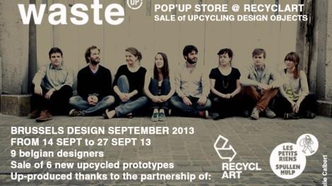 Pop'Up Store Design September