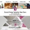 13 – 14/09/13: Open Doors of the Designer Partners
